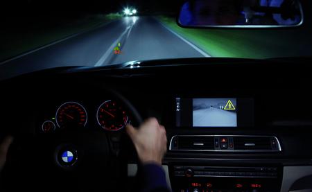Visión nocturna de BMW