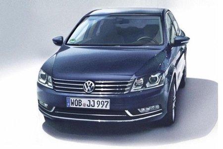 Volkswagen Passat 2011, una berlina debe ser ancha y además parecerlo