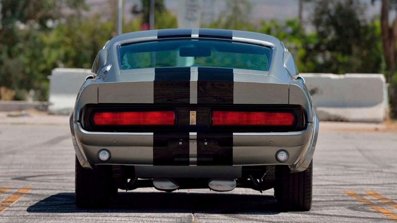 "Foto de Ford Shelby GT500 ""Eleanor"" subasta (18/21)"