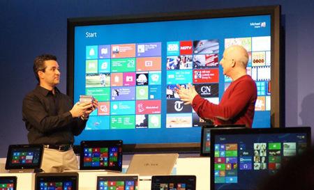 Microsoft compra Perceptive Pixel para hacer sus pantallas multitáctiles gigantes