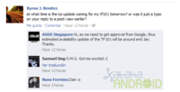 Asus Eee Pad Transformer TF101 recibirá Ice Cream Sandwich a final de mes