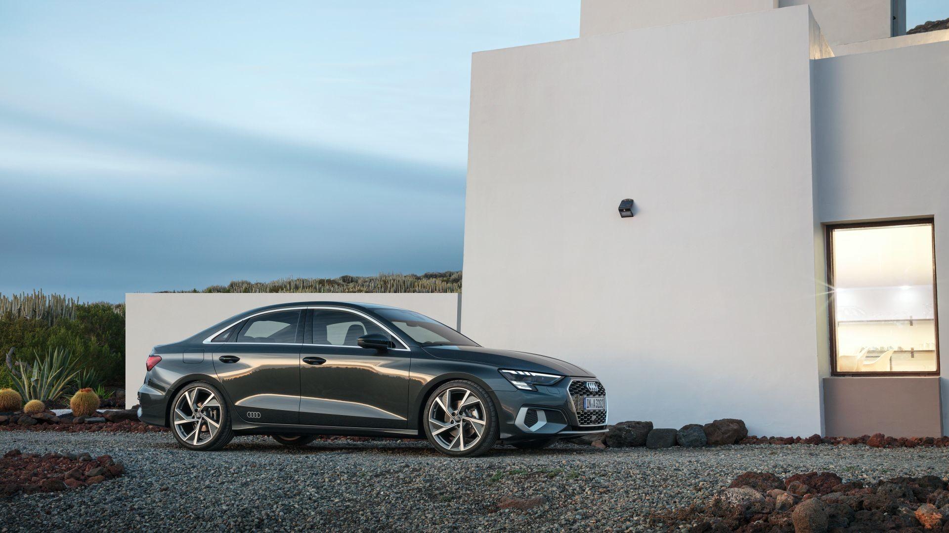 Foto de Audi A3 Sedán 2021 (13/43)
