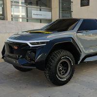 Así es Golem, un SUV español de 700 CV creado por estudiantes de la Universidad Politécnica de Valencia