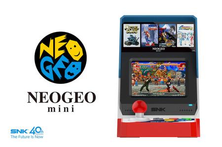 Neo Geo Mini 02