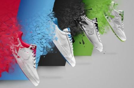Nike Sportswear lanza una colección de zapatillas por la Eurocopa 2012