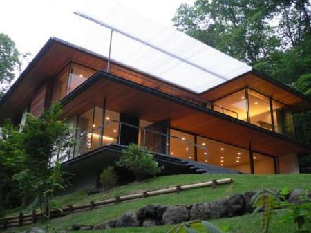 Kidosaki Architects, por si quieres una casa rural en el bosque japonés (I)