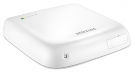 Samsung Series 3 Chromebox recibe un lavado de cara