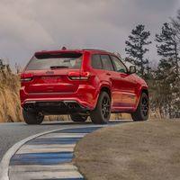 El Jeep Grand Cherokee Trackhawk de 717 CV ya tiene precio y será 1.000 dólares más caro que el Demon