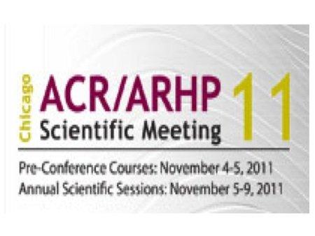 Xataka Ciencia invitada el Congreso Americano de Reumatología en Chicago (I)