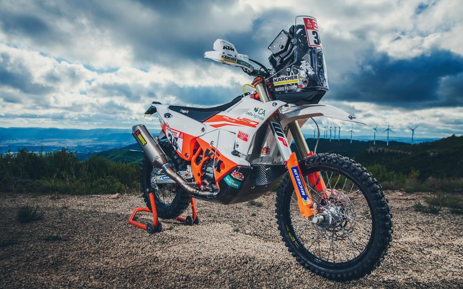 Foto de KTM 450 Rally Dakar 2019 (78/116)