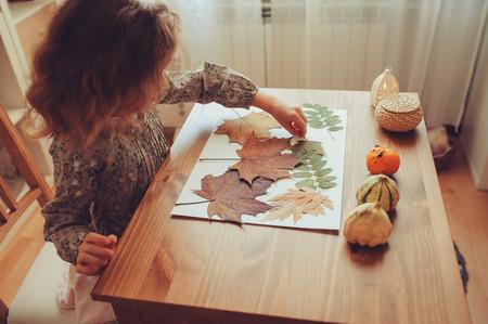 23 manualidades de otoño bonitas y fáciles para hacer con los niños