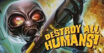 Destroy all humans, una serie para la televisión