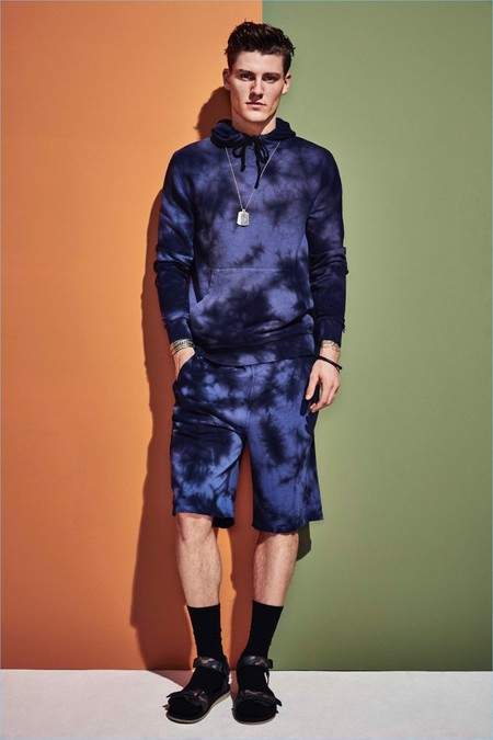 River Island 2017 High Summer Mens Collection Lookbook 002