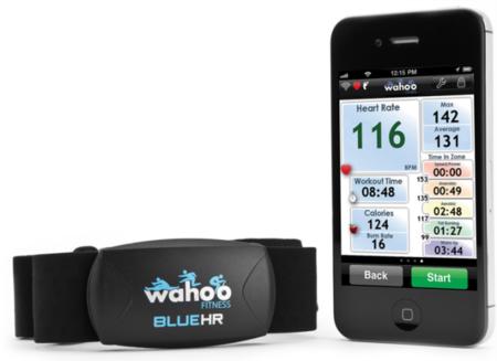 Wahoo Fitness Blue HR: ya tenemos pulsómetro para el iPhone 4S