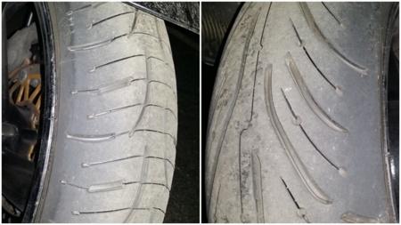 Michelin Pilot Road 4, prueba de larga duración