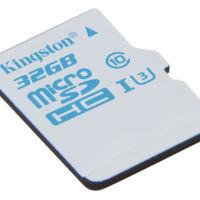 A prueba de agua y temperaturas extremas: la tarjeta microSD para cámaras de acción ha llegado