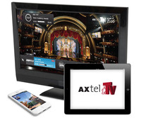 Axtel podría entrar al mercado del streaming de video