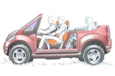 ¿Un coche que funcione con aire por 4.000 euros en 2008?
