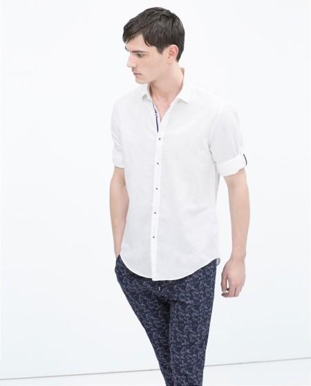 Una camisa de lino