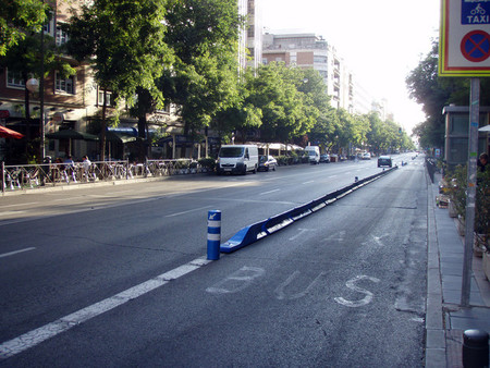 Carril BUS - Madrid