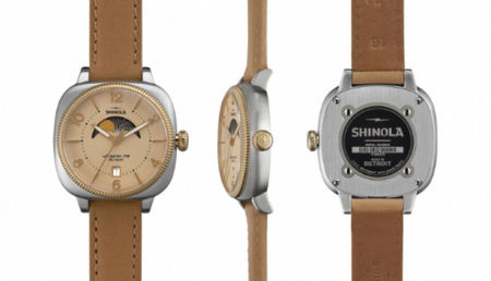 Shinola Baserlworld 2015