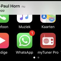 Whatsapp aterriza en CarPlay con la última actualización para que lo utilices en tu coche