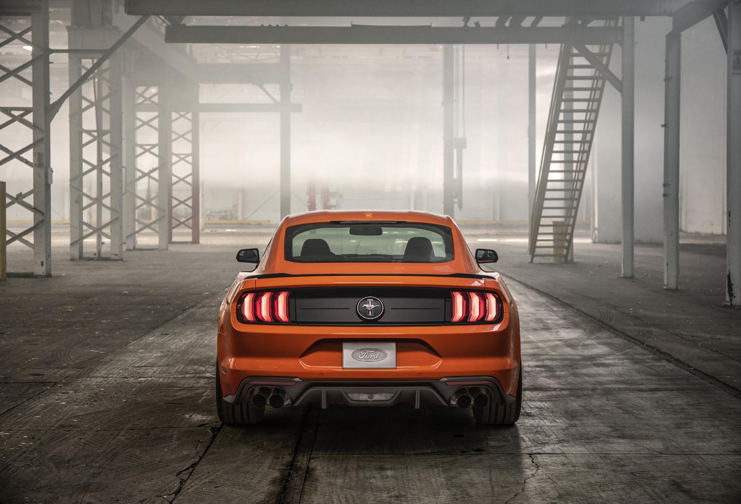 Foto de Mustang 2.3L High Performance Package (19/21)