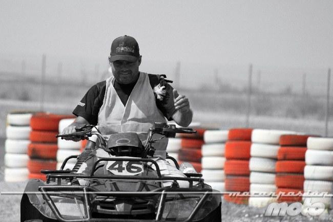 Miguel Jefe de pista del Fk1