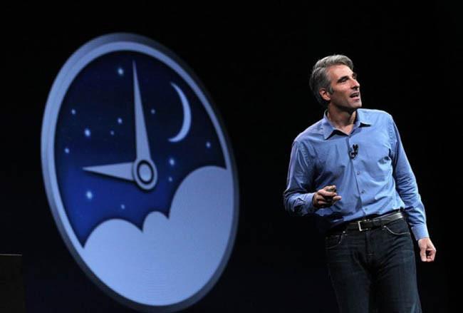 Craig en Keynote de Mac OS