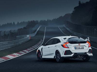 Por 38.400 euros el Honda Civic Type-R casi será el hot-hatch más barato, con permiso del León Cupra