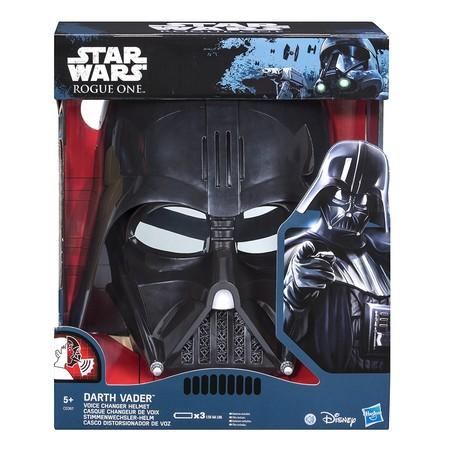7fe960da7 Máscara electrónica de Darth Vader, con distorsionador de voz, por 30 euros  y envío gratis