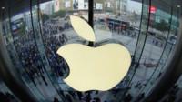 De manera sorpresiva las acciones de Apple caen un 3%... ¡en un minuto!
