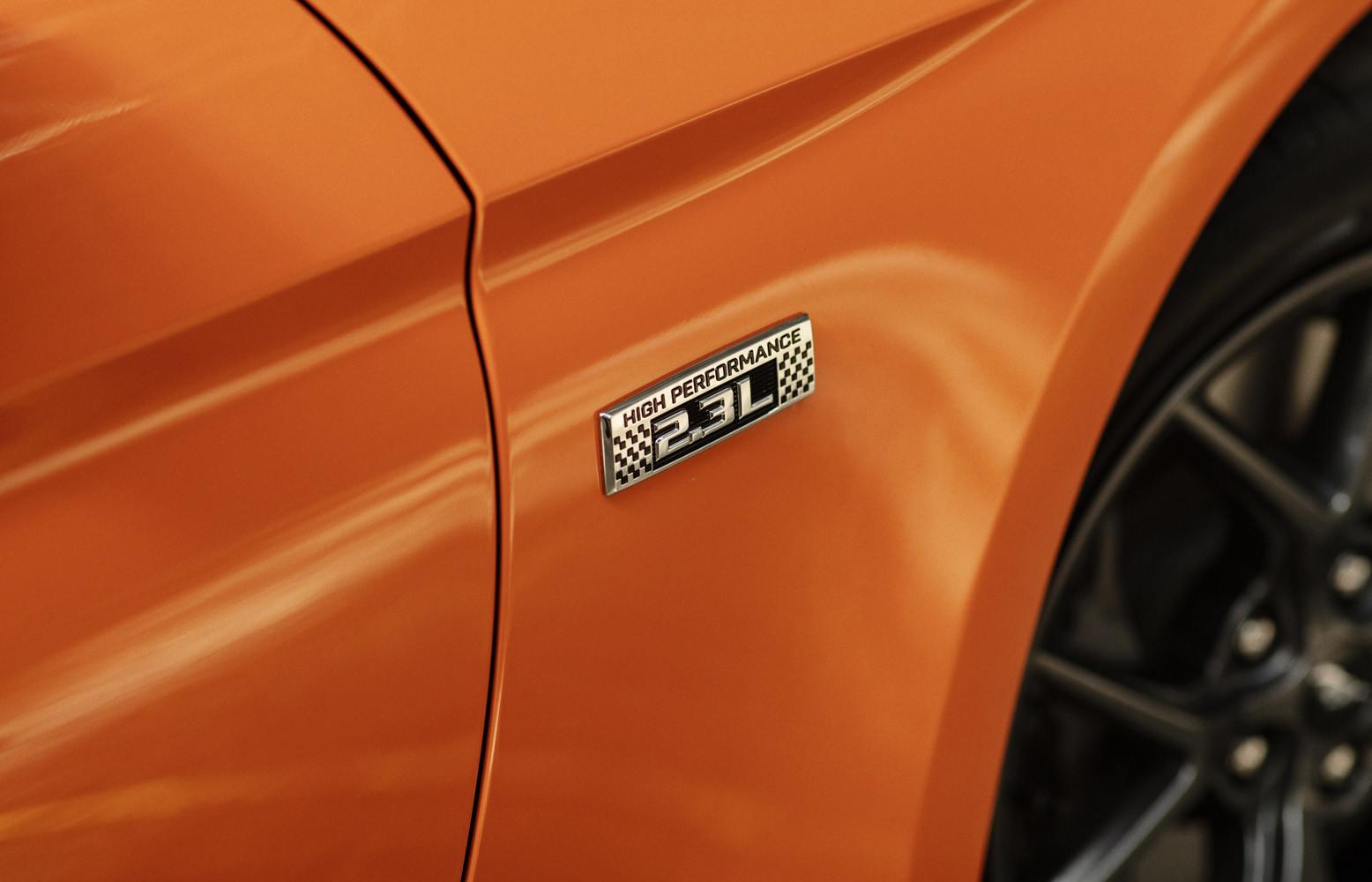 Foto de Mustang 2.3L High Performance Package (5/21)