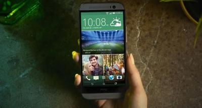 Así se verá Android Lollipop en tu HTC One M8