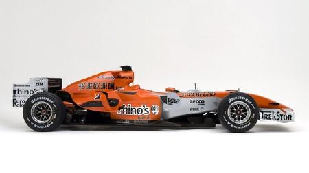 Spyker F1