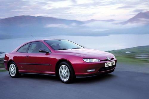 El diseño de Pininfarina que se creía era para Ferrari y que Peugeot tomó