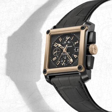 Hampton, el reloj icono de Baume & Mercier