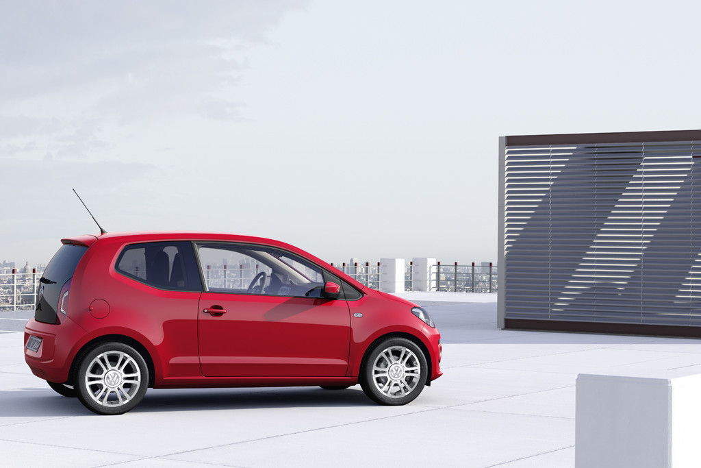 Foto de Volkswagen Up! (16/75)
