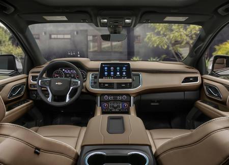 Chevrolet Suburban 2021 Precio Mexico 8