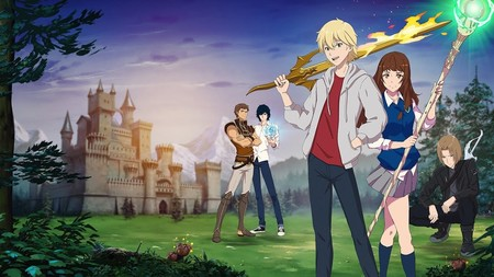 'Memorias de Idhún' por fin se estrena en Netflix: todo lo que puedes esperar del primer anime español de la plataforma