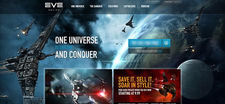 Un número indeterminado de las mejores API de Internet: EVE Online