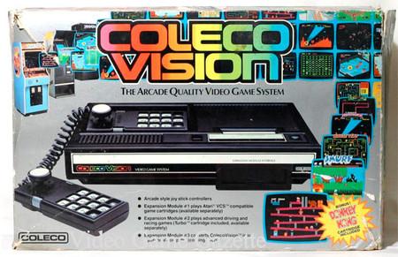 Tras Robocop, Rambo y el Equipo A el próximo cadáver ochentero en resucitar es... ¡la ColecoVision!