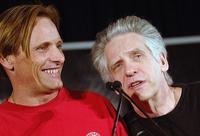 David Cronenberg y Viggo Mortensen juntos de nuevo