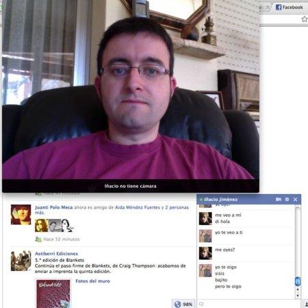 FB Videochat