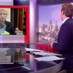 Esto pasaría si la entrevistada por la BBC hubiese sido una madre