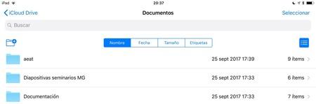 Archivos Ios Lista