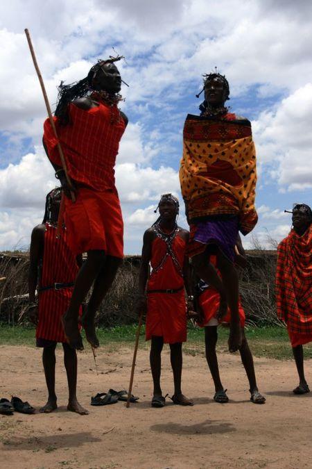 Dietas ancestrales. Los Masai se Saturan de Colesterol sin Infartos