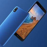 Nuevo Redmi 7A: el más modesto de los Redmi de Xiaomi ofrece 4.000 mAh y pantalla sin notch