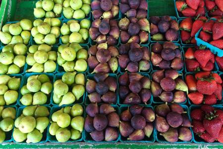 Higos en el Mercado