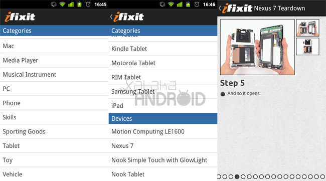 iFixit para Android